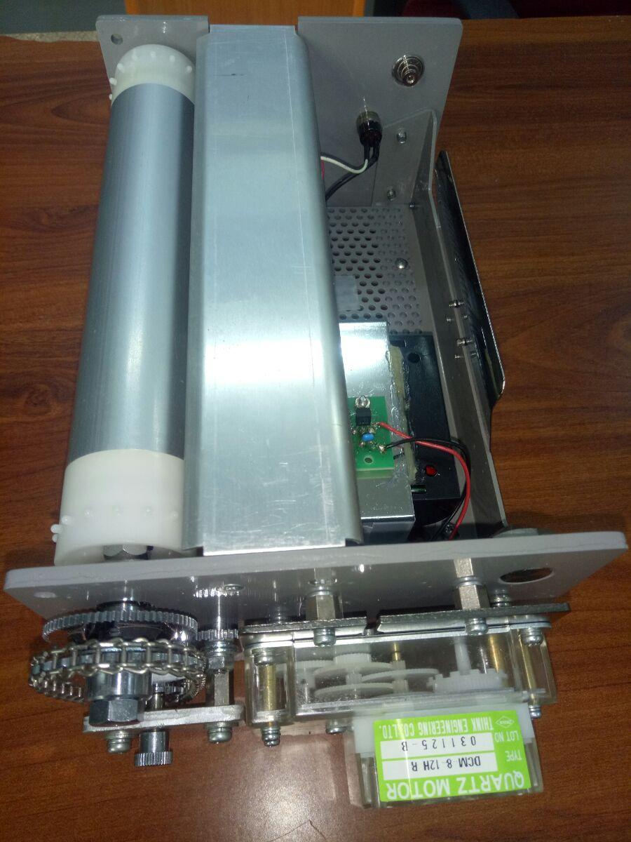 Sửa chữa máy ghi nhiệt độ biểu đồ giấy AURORA-90-III_REPAIR SATO