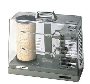 Sửa chữa nhiệt ẩm kế Sigma II 7210-00-Repair SATO