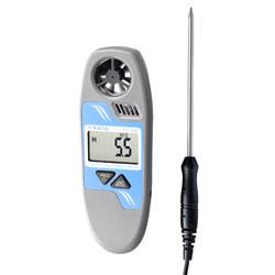 Thiết bị đo tốc độ gió PC-53D SATO