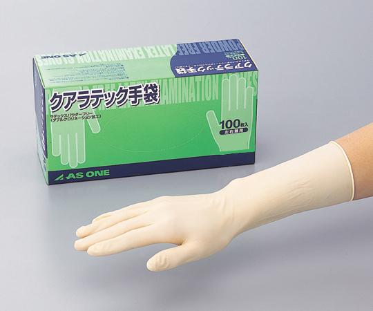 Bao tay không phủ bột size M 8-4053-02 ASONE