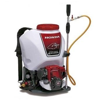 Bộ bình phun thuốc sử dụng động cơ GX160 Honda