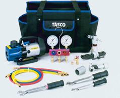 Bộ dụng cụ lắp đặt hệ thống lạnh TA101FB Tasco