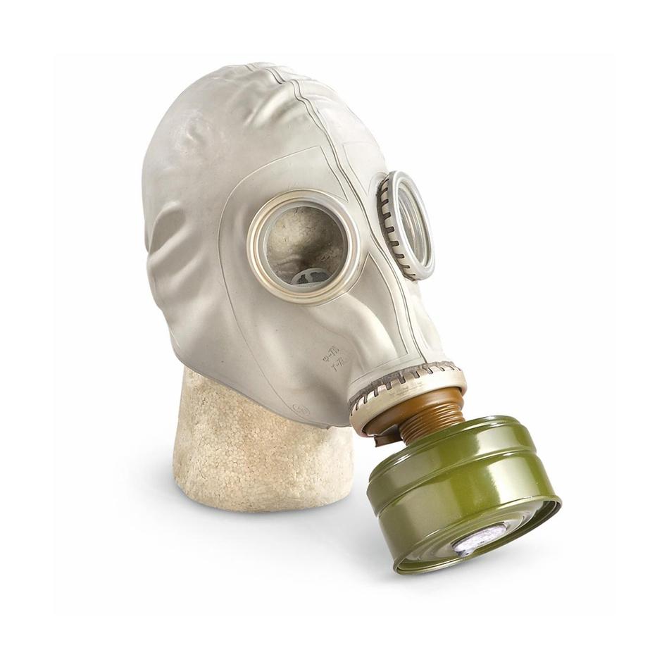 Bộ mặt nạ phòng độc MNP-NG-01 Safetyman