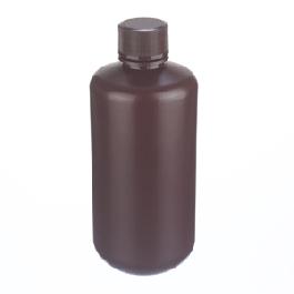 Chai đựng hóa chất HDPE Amber 1000 ml  2106-0032 McQueenLabs