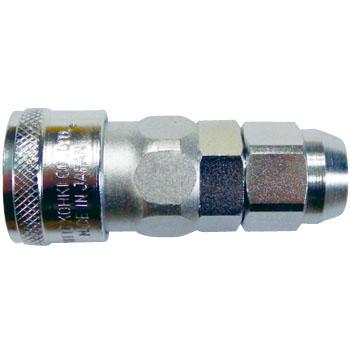 Đầu nối khí nén 8 x 12mm 80SN Nitto