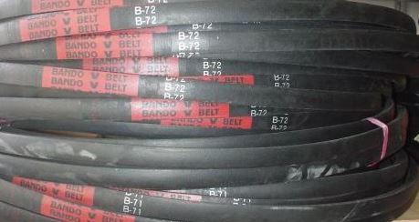 Dây đai, dây curoa bản B B67 Bando