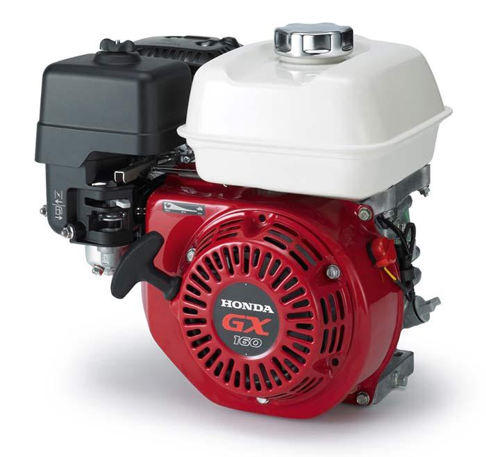 Động cơ xăng GX160T2(QM) Honda