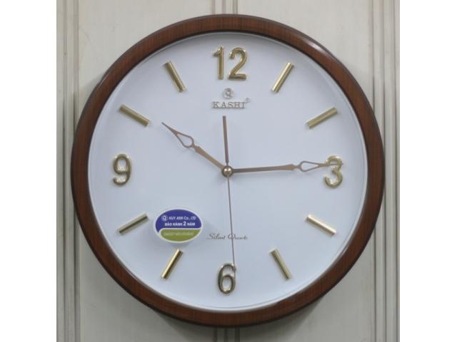 Đồng hồ treo tường K87 KASHI