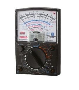 Đồng hồ vạn năng chỉ thị kim YX-361TRF Sanwa
