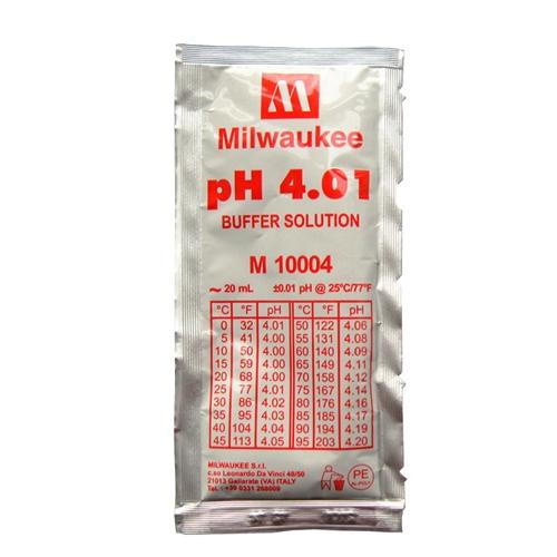Gói dung dịch chuẩn ph M10004B Milwaukee