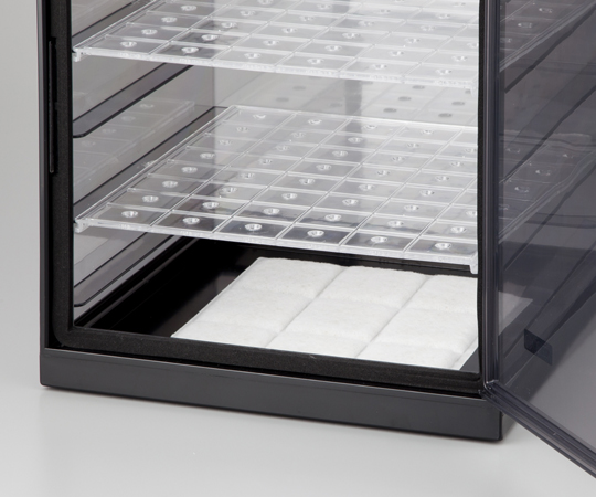Kệ cho tủ hút ẩm cartridge type silicagel 1-042-11 ASONE