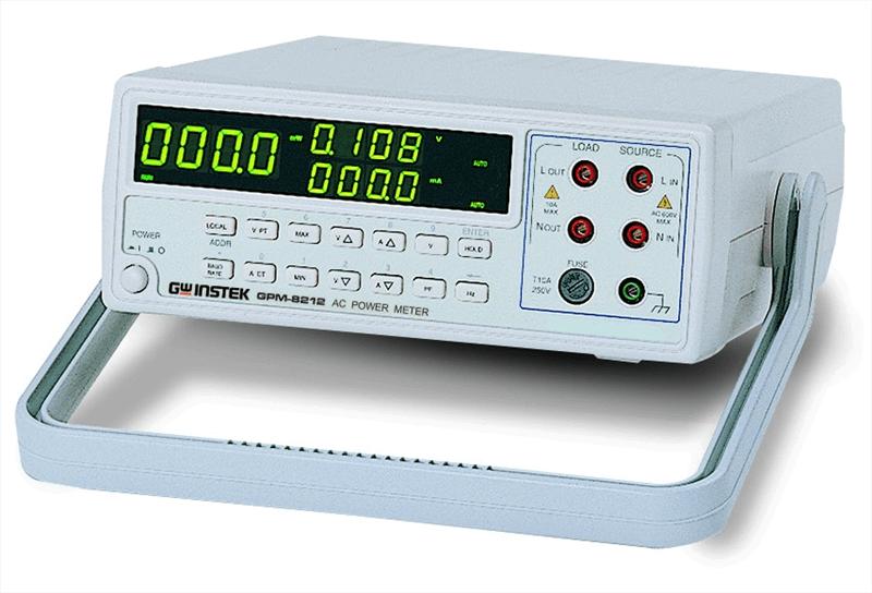 Máy đo công suất AC Gwinstek GPM-8212 GWinstek