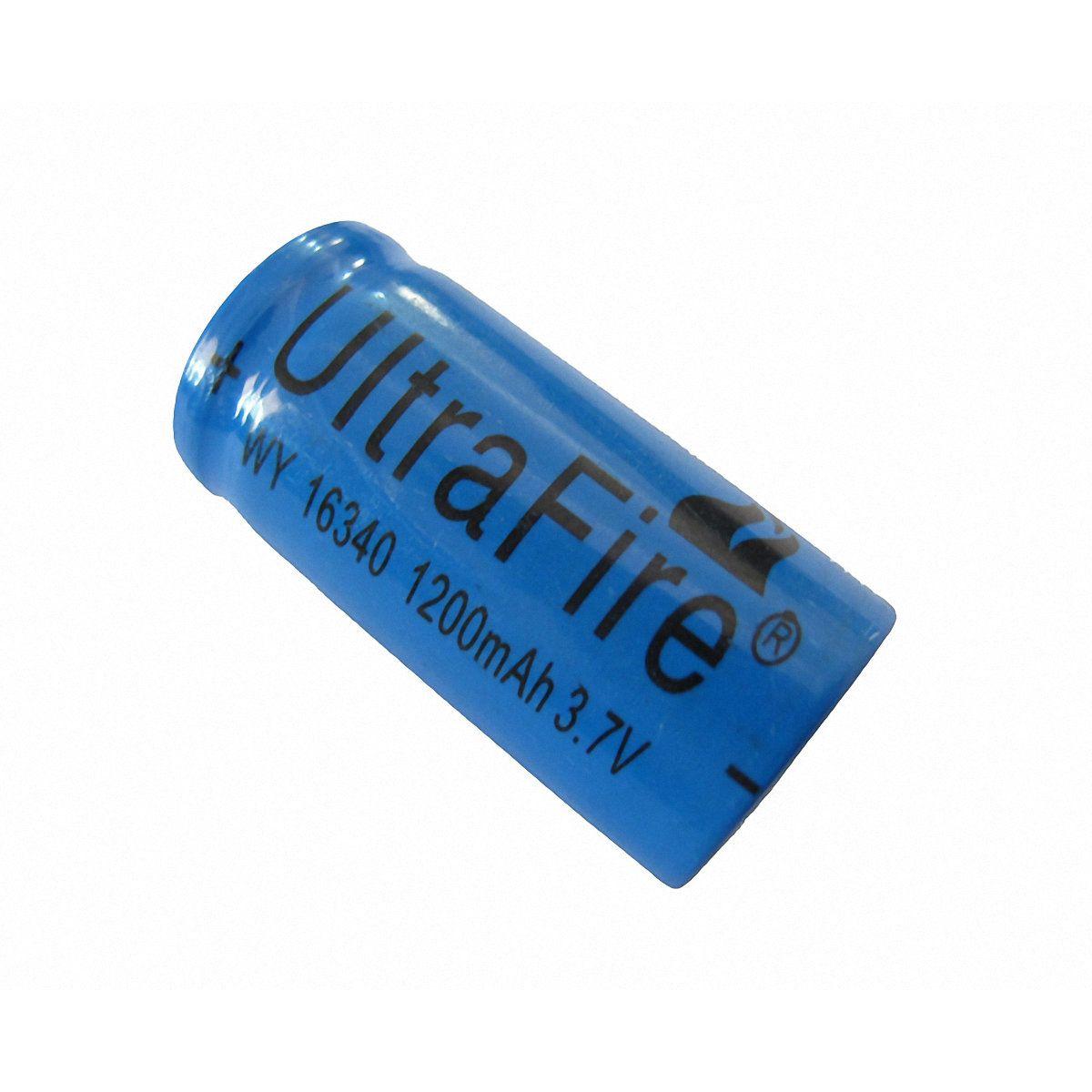 Pin sạc lithium Li-Ion 16340 Ultrafire