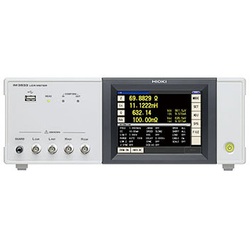 Thiết bị đo điện dung IM3533 HIOKI