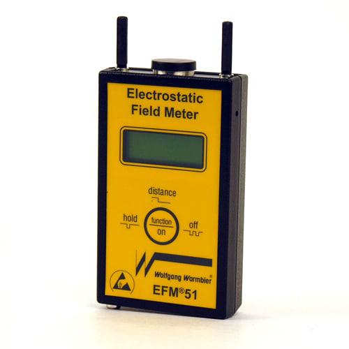 Thiết bị đo độ tĩnh điện EFM51 Wolfgang-Warmbier