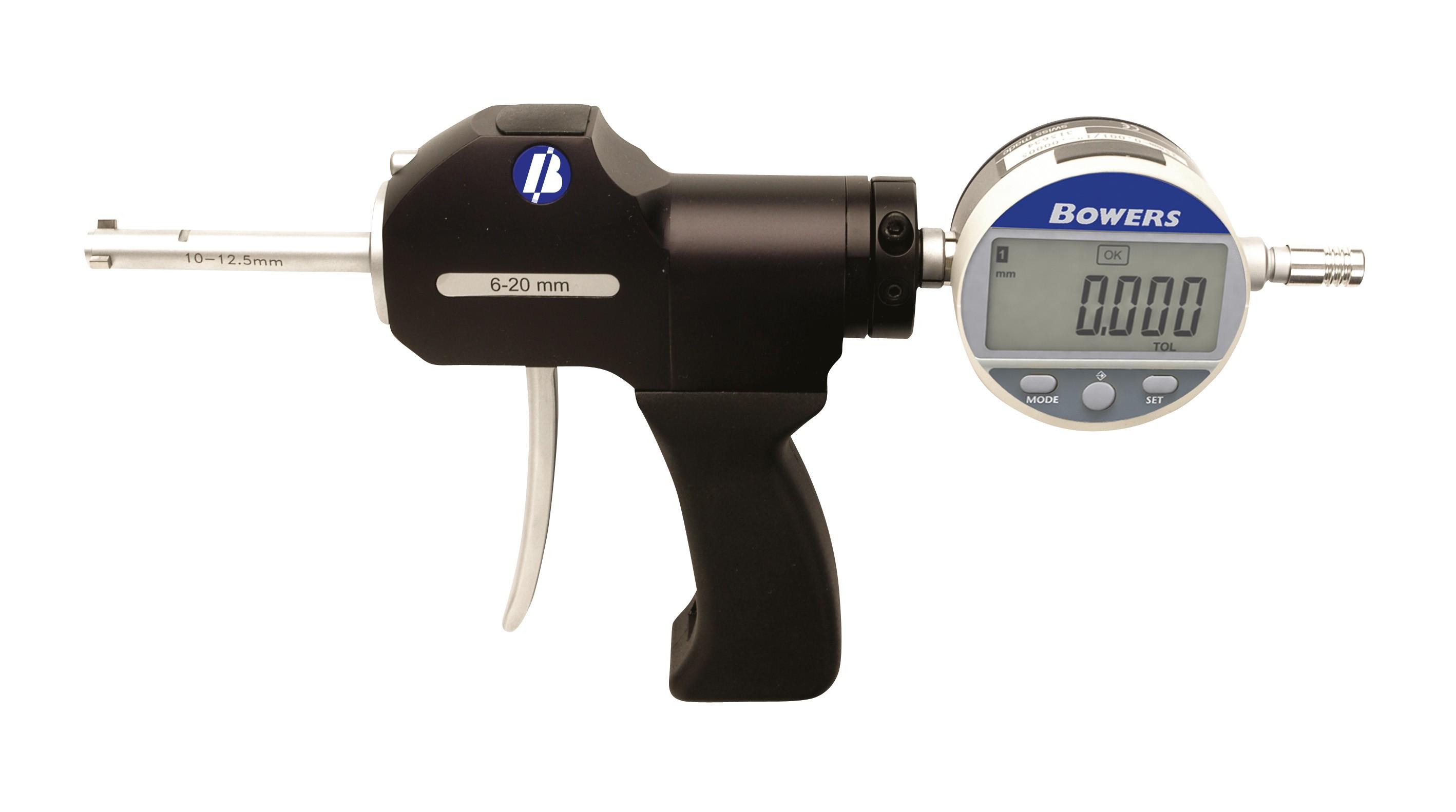 Thiết bị đo lỗ SXTHSY3M Bowers