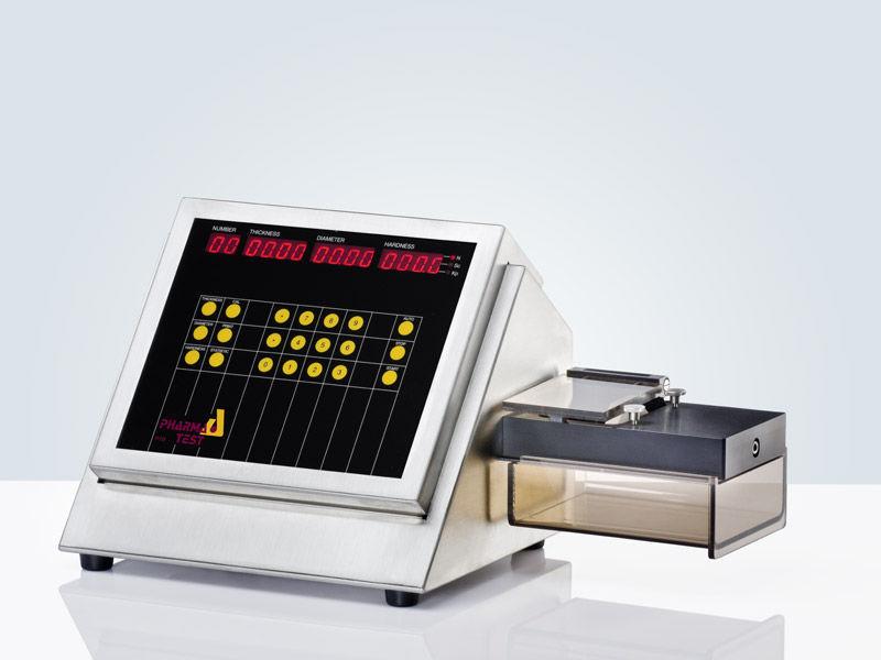 Thiết bị  kiểm tra độ cứng, độ dày, đường kính viên thuốc PTB 311E PHARMATEST