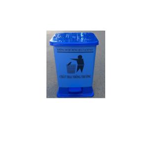 Thùng rác chứa chất thải nguy hại TGCN-33817 VietnamMaterials