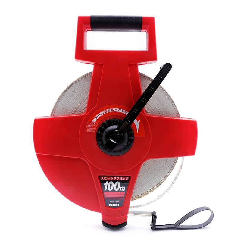 Thước dây sợ thủy tinh 100m SGR12-100CF KDS