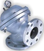 Van búa nước giảm chấn đường ống D65 TGCN- 20406 Korea