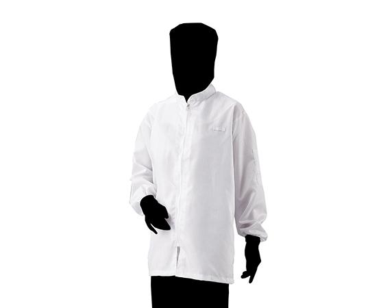Áo blouse trắng size 3L 2-4928-04 ASONE