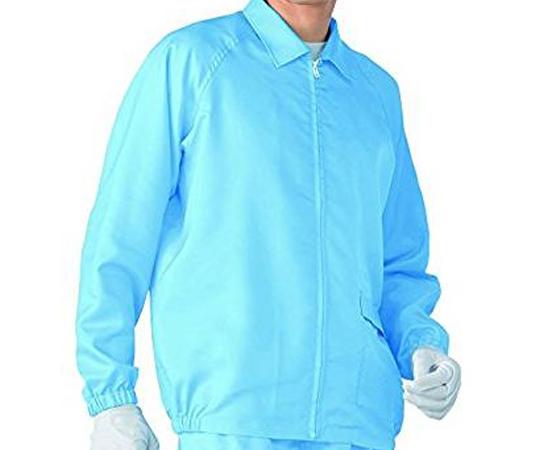 áo không bụi size LL (xanh dương) 2-8303-12 ASONE