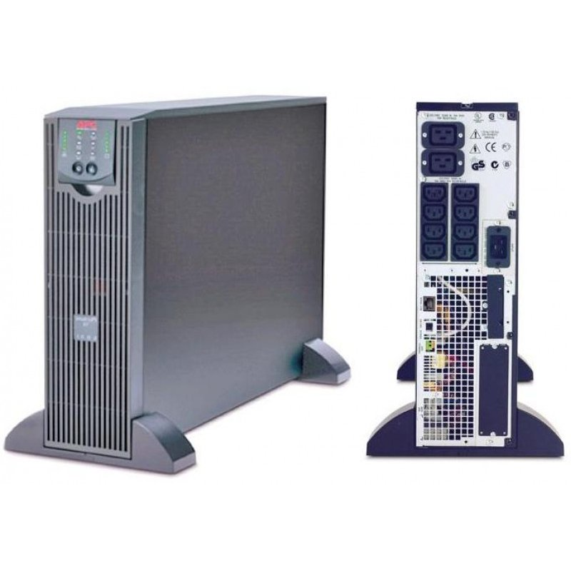 Bình lưu điện UPS C 3000VA Rack mount LCD 230V APC
