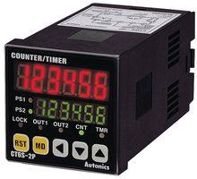 Bộ đếm lcd, chỉ hiển thị ( loại volt) CT6S-1P4 Autonics