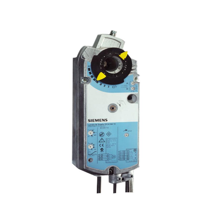 Bộ điều chỉnh đóng/mở ống khí thải AAB7691 Siemens