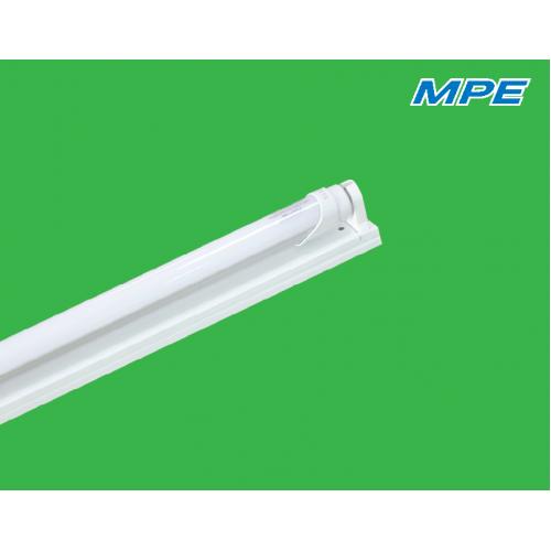 Bộ máng ledtube 18W trắng 1.2m MGT-120T MPE