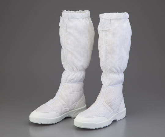 Boots cao cổ phòng sạch 26cm 2-2897-03 ASONE