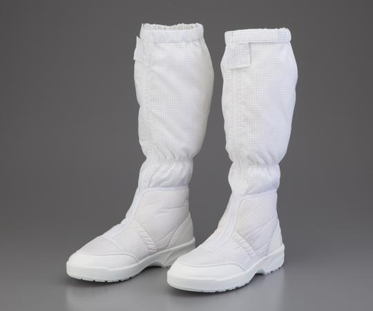 Boots cao cổ phòng sạch 27cm  2-2897-04 ASONE