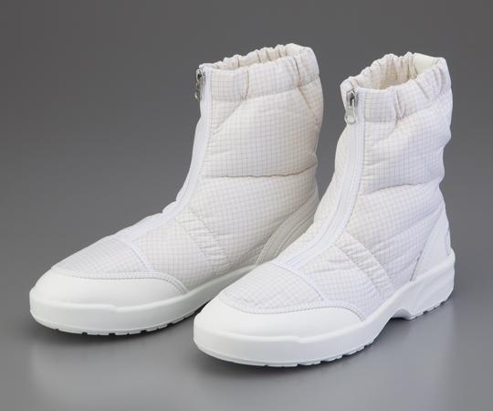 Boots ngắn phòng sạch 24cm 2-2896-01 ASONE