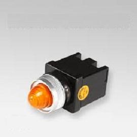 Đèn báo led phi 25 (100-240V) màu vàng CR-252-A0-Y HANYOUNG
