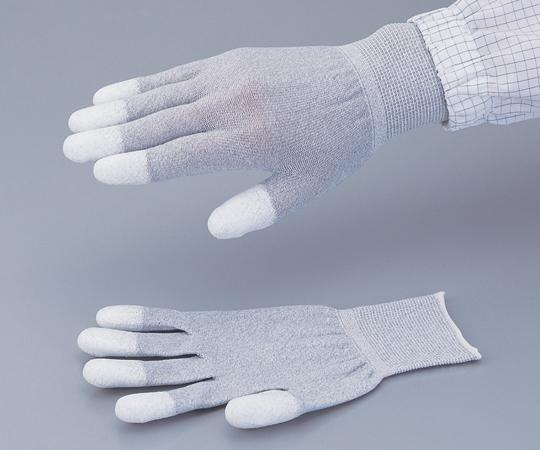 Găng tay nylon phủ PU size L (xám) 2-8294-01 ASONE