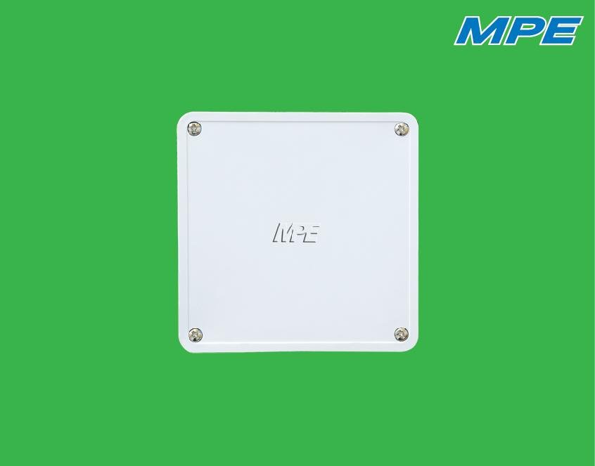 Hộp nối (152x152x50 mm) A662 MPE