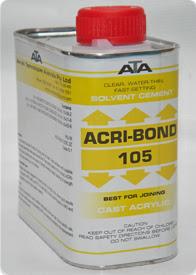 Keo dán mica , keo dán nhựa acrylic 105 ATA