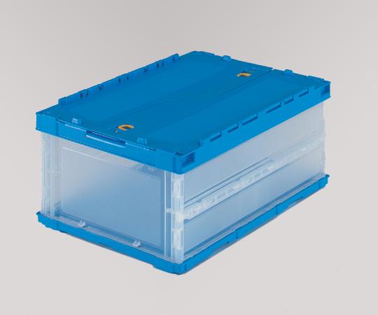 Khay nhựa có nắp PP 34,1Lít 1-5067-04 ASONE