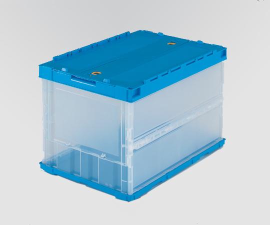 Khay nhựa có nắp PP 51,3 Lít 1-5067-06 ASONE