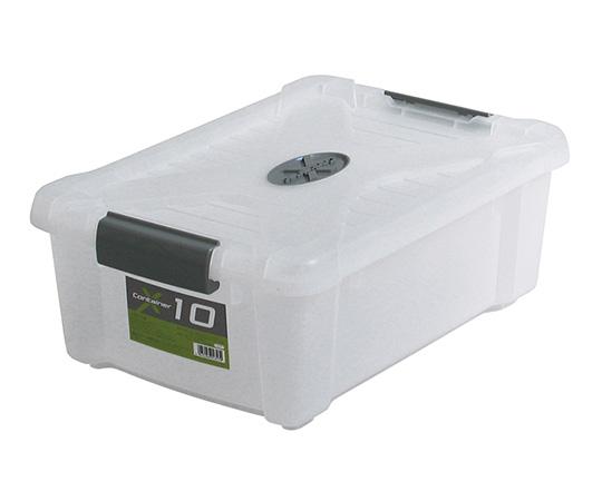 Khay nhựa màu trắng có nắp PP 1-9678-01 ASONE