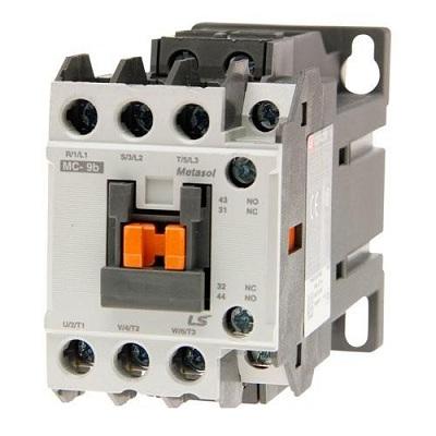 Khởi động từ 40A 220V  MC-40A 220V LS