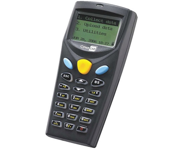 Máy đọc mã vạch kiểm kho  CPT-8000C CIPHER-LAB