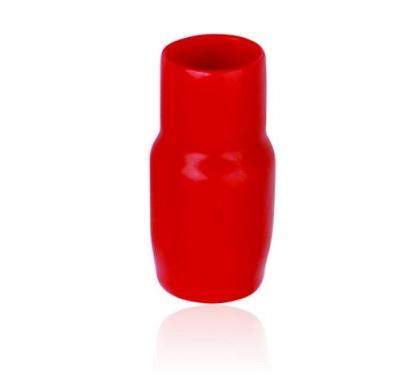 Mũ chụp đầu cos bằng nhựa, màu đỏ V80DO VietnamElectricity