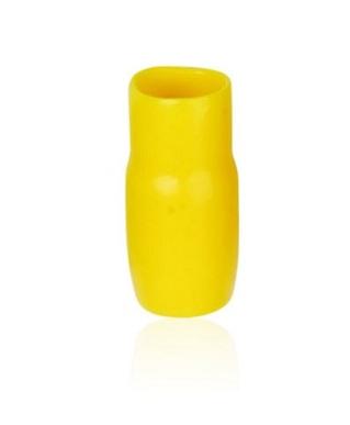 Mũ chụp đầu cos bằng nhựa, màu vàng V100VA VietnamElectricity