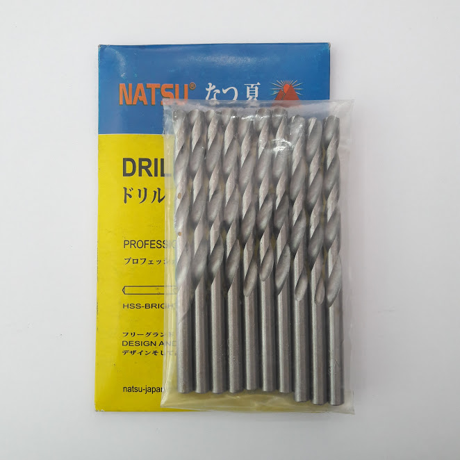 Mũi khoan sắt 4mm TGCN-36272 China