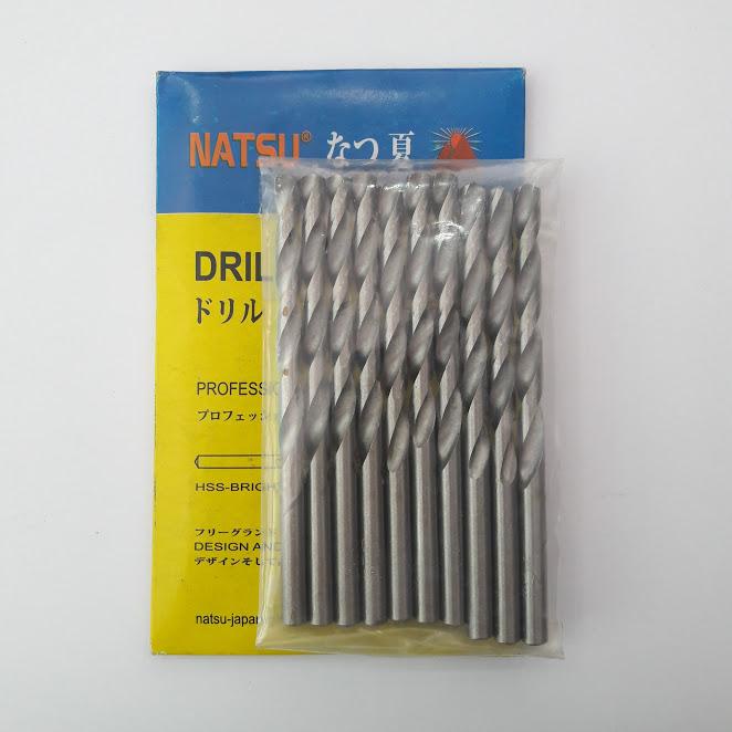 Mũi khoan sắt 7mm TGCN-36292 China
