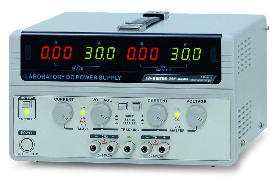 Nguồn DC tuyến tính 2 đầu ra GPS-2303-REPAIR GWinstek