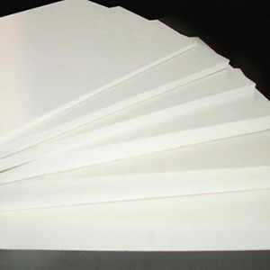 Nhựa telfon (PTFE) màu trắng 1000 x 1000 x 3mm TGCN-35417 VietNamPlastics