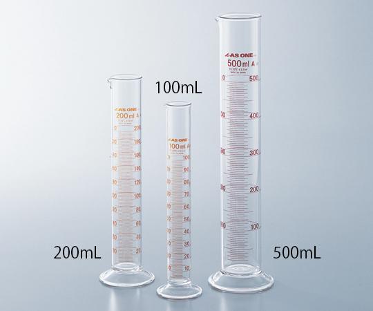 Ống đong 200 mL 1-8561-07 ASONE