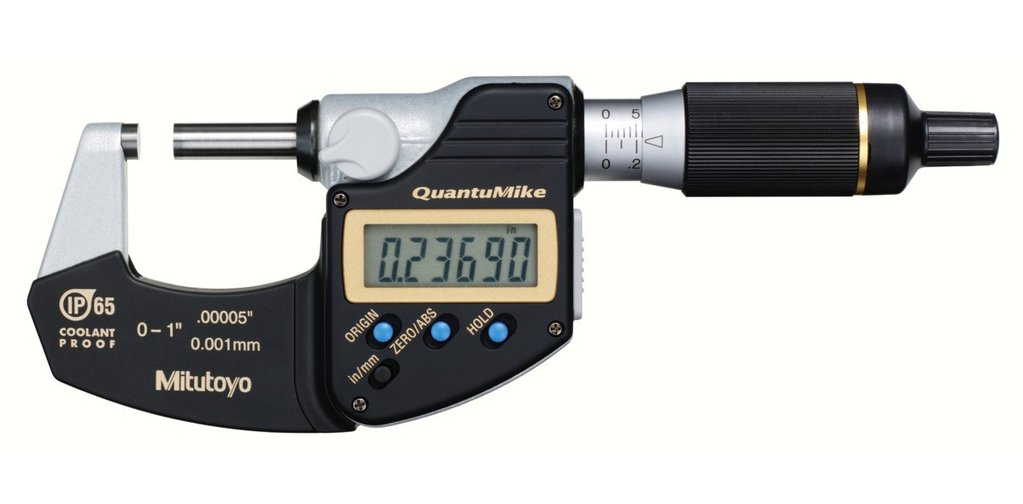 Panme đo ngoài điện tử 1 inch 293-180-30 MITUTOYO
